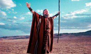 'I love King Lear this much!': Charlton Heston
