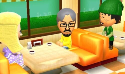 Games Time : Tomodachi Life !