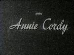 Bourvil  -  Annie  Cordy  :  Poisson d' Avril  -  1954