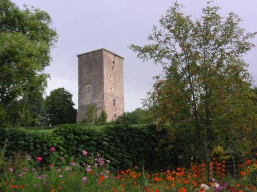 Quitteur - La tour vieille sur le clos