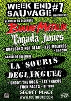 Week-end Sauvage - Montpellier