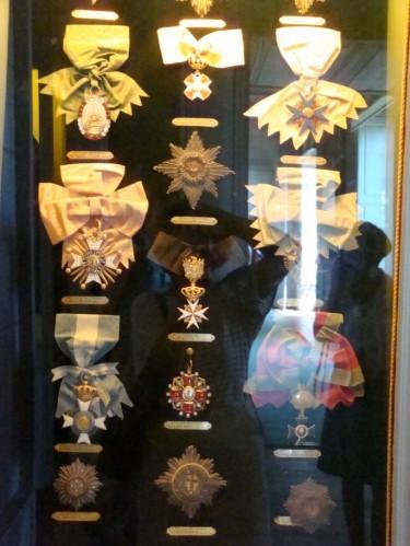Talleyrand, médailles