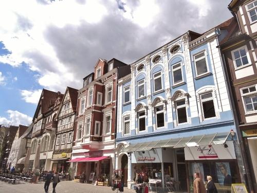 Hameln en Allemagne, la patrie de Minizup'Rosa (photos)