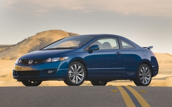 Honda Civic 2010 hybride