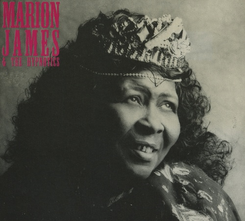 "Marion James : CD "" Marion James & The Hypnotics "" PhonoComp Records AP 104-2 [ IT ]"