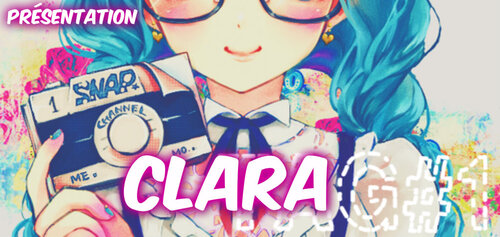 Clara c'est moi yeaah !