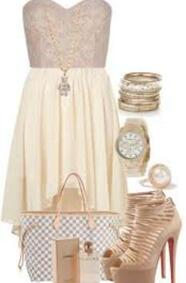Les robes de soirée