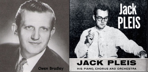 OWEN BRADLEY & JACK PLEIS