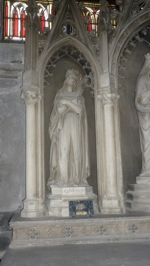 Restauration des façades de l'église saint-Eucaire