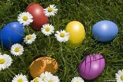 Chasse à l'oeuf vendredi 28 avril dans le jardin des Soeurs.