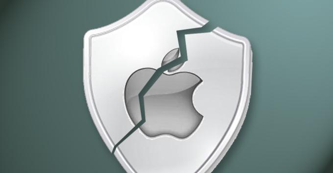 Apple et la sécurité
