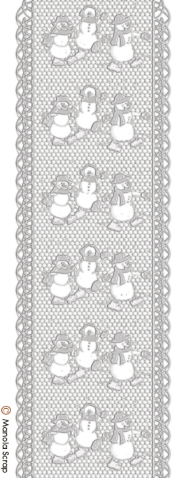 Dentelles de Noël