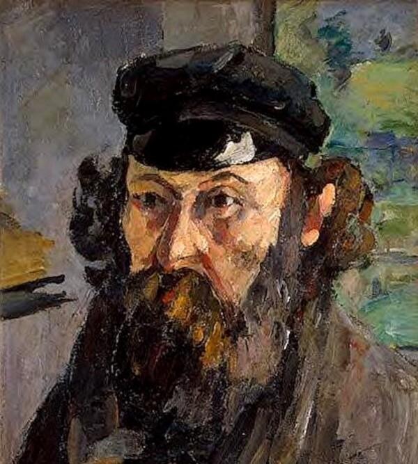 Cézanne,l'artisan solitaire