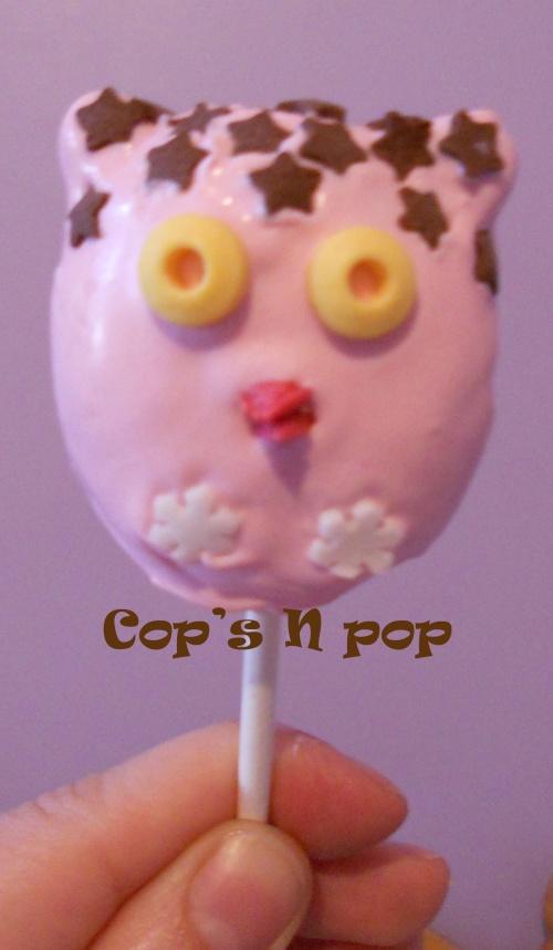 Fiche pratique pour les cake pops: proportions, bases, déco...
