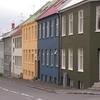 dans les rues de Reykjavik.JPG