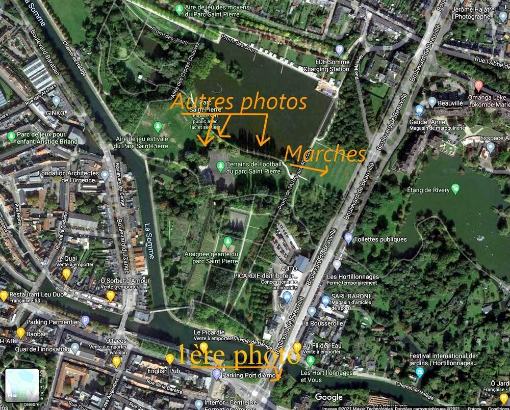 Amiens, ville verte