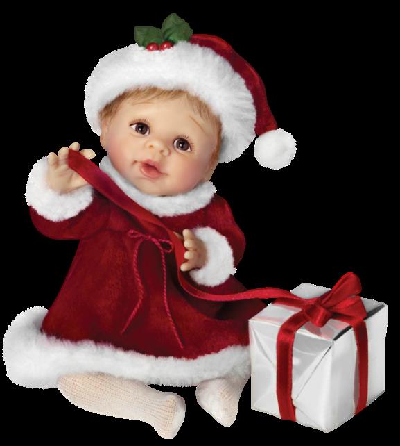 Tubes enfants de Noël 5