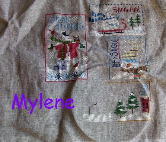 EDIT / Nos Bonhommes d'hiver (18)
