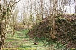 LES REMPARTS DE PONT-ECHANFRAY (Eure)