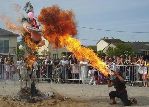 Le 7 mars, c'est carnaval au Theil !