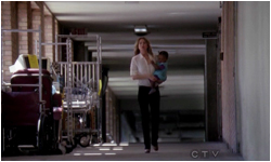 Grey's Anatomy 7x01 Free Falling  & 7x02 She's Gone