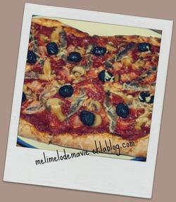 Pizza facile! (avec ou sans plv!)