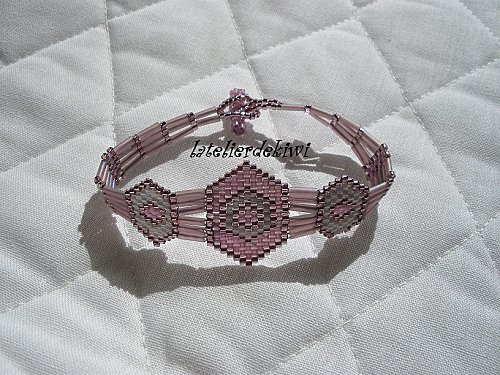 Bracelet Marie-Claude 4