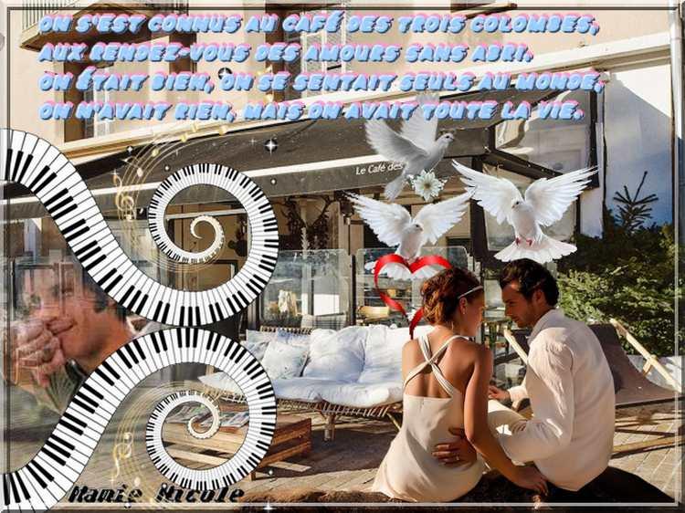 ♥♥♥ Défi musical pour Lara et défi pour Arlette Gaité ♥♥♥