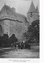 REMPARTS DE CARROUGES (Orne)