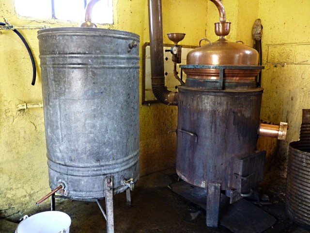 La distillerie de Rodemack-Moselle 2 Marc de Metz 2011