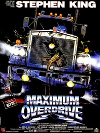 MAXIMUM OVERDRIVE BOX OFFICE