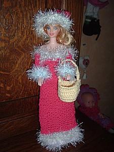 Barbie noel1 2010
