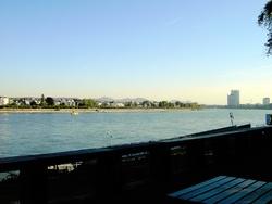 Opera-Terrasse in Bonn