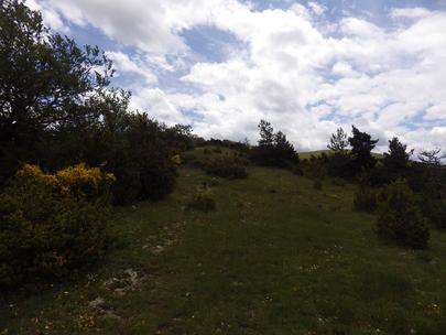 Topo Montagne de Chamousse