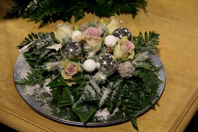 Famiflora juste avant Noël