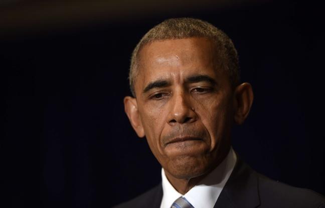 Barack Obama a fermement condamné les attaques.