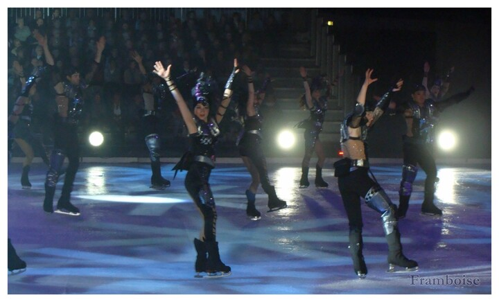 HOLIDAY  on ICE  SPEED  leur nouveau spectacle