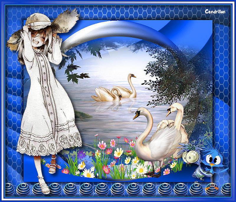 Swan Lake - Jemima