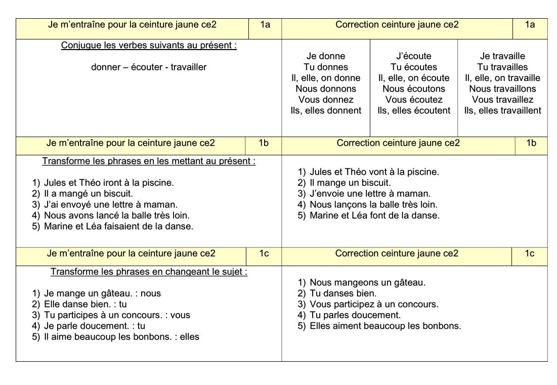 conjugate the verb essayer It is, after all, thanks to verb conjugation that we can know who's doing what and  situate their actions in time  let's take the verb essayer (to try) as an example.