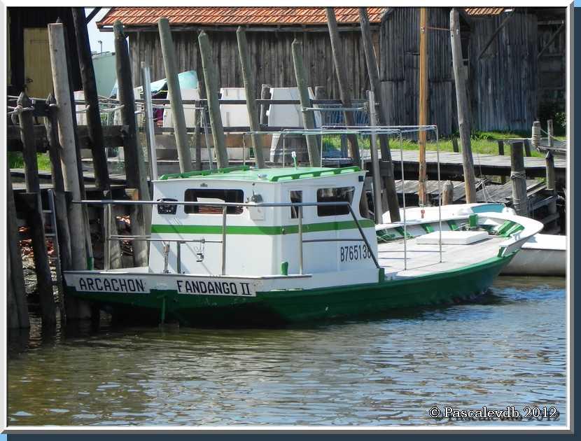Gujan Mestras - Le port du Canal - 4/4
