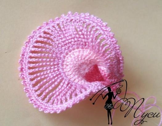 Crochet Une Orchidee Le Blog Du Fil
