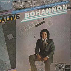 Bohannon - Alive - Complete LP
