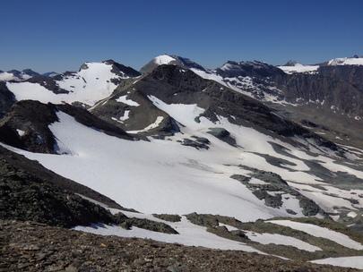 Glacier des Roches Blanches