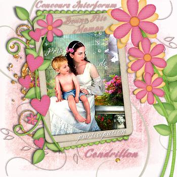 Concours Fête des Mères mai 2015