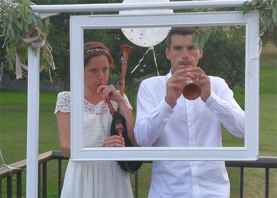 Les mariés sonneurs
