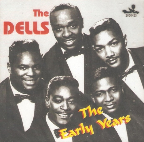 "The Dells : CD "" The Early Years "" Black Tulip Records 2636425 [ GE ]"
