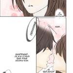 """Une petite colo' d'une page du manga """"Nisekoi Doumei"""" ♥"""