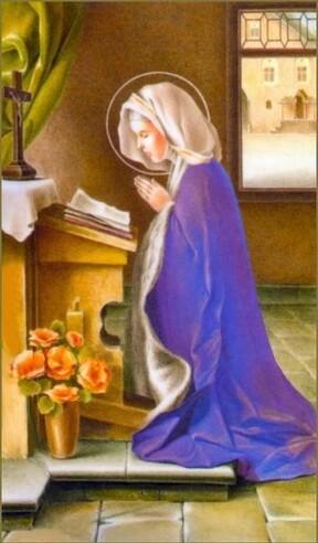 Prière pour les défunts : Chapelet de Sainte Gertrude