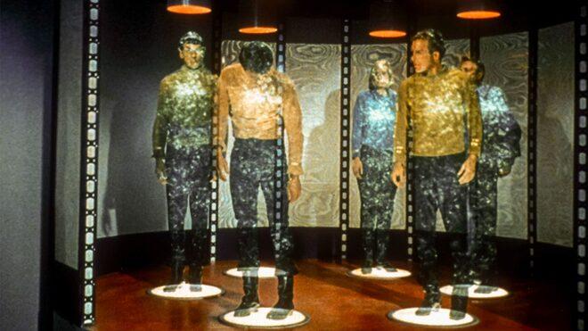 ⇒Les progrès récents de la physique quantique nous ont rapprochés de la téléportation
