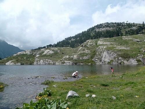 VTT : lac d'Oô + lac d'Espingo (luchonnais) - 31